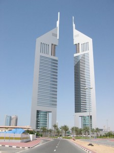 Emirates Towers dubai