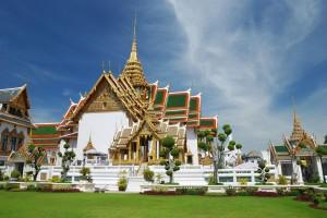 palatul regal bangkok templu thailanda